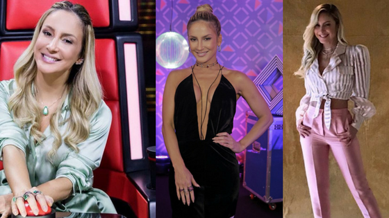 Se Inspire Nos Looks Da Claudia Leitte Usado No The Voice Kids