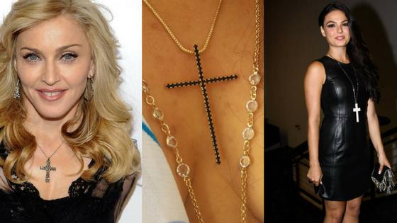 Tá Na Moda Colar de Cruz ou Crucifixo Veja Como Usar