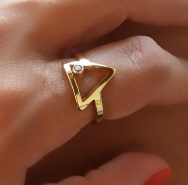 anel ajustavel feminino